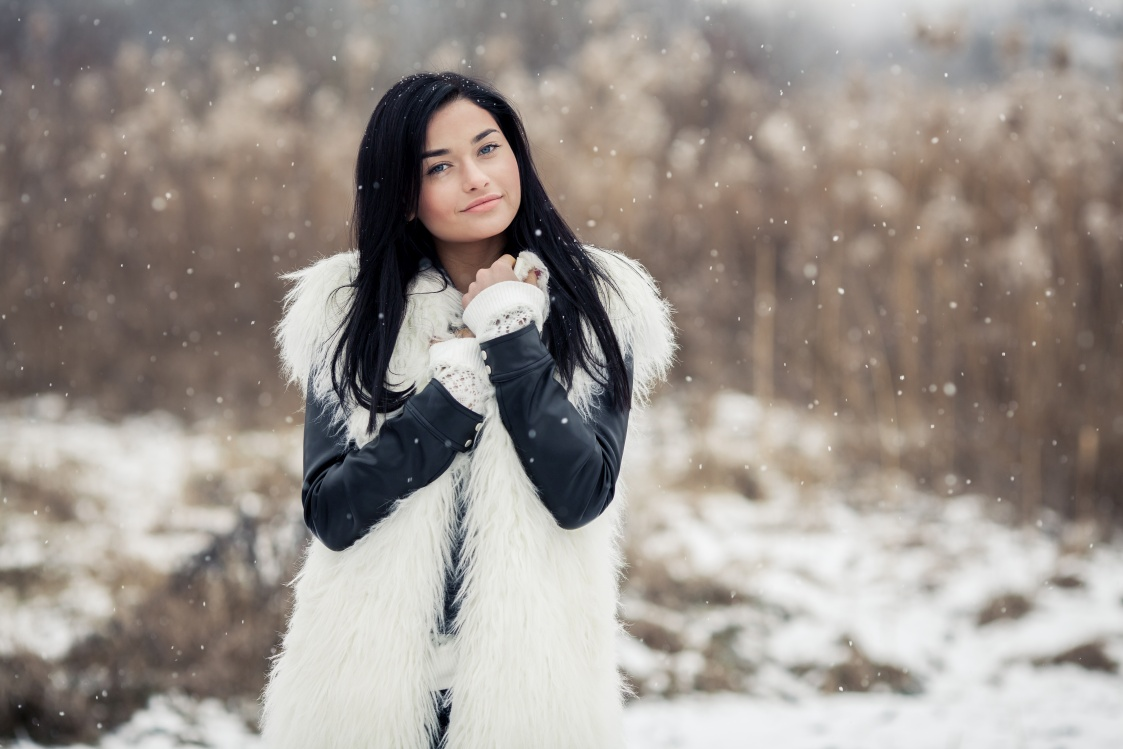 Wygodna i ciepła odzież zimowa dla kobiet pracujących w biznesie
